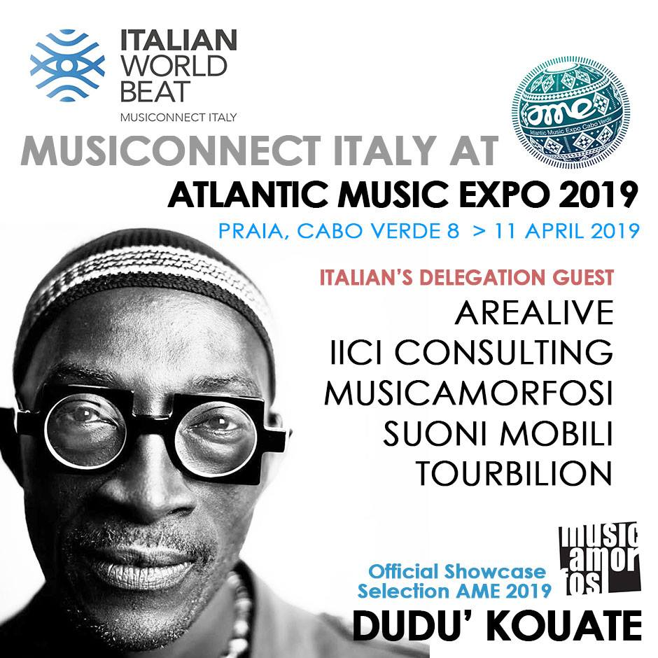 Atlantic Music Expo 2019 a Capo Verde